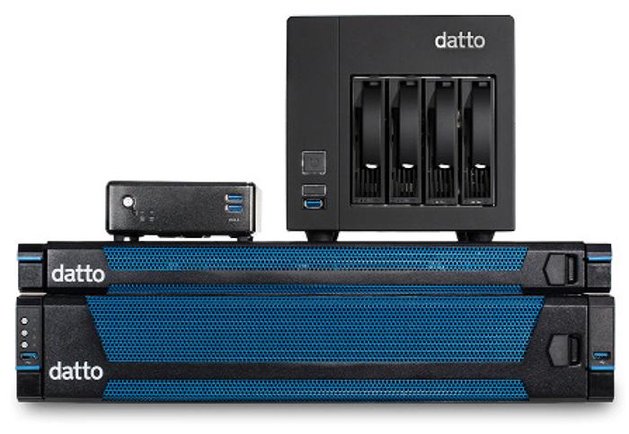 Datto Siris 4 Models
