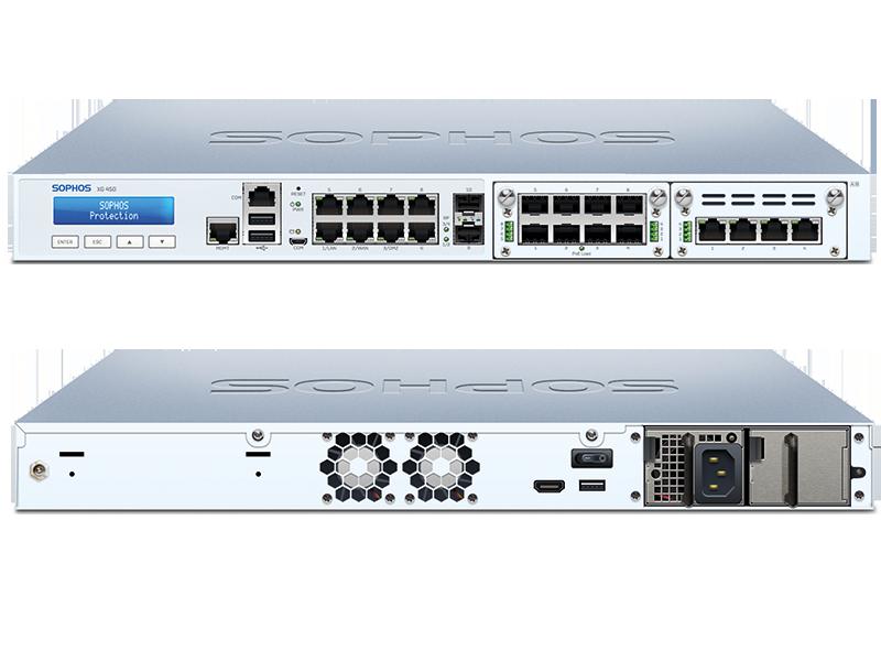 Sophos XG 450 Firewall Hardware