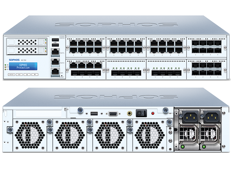 Sophos XG 750 Firewall Hardware