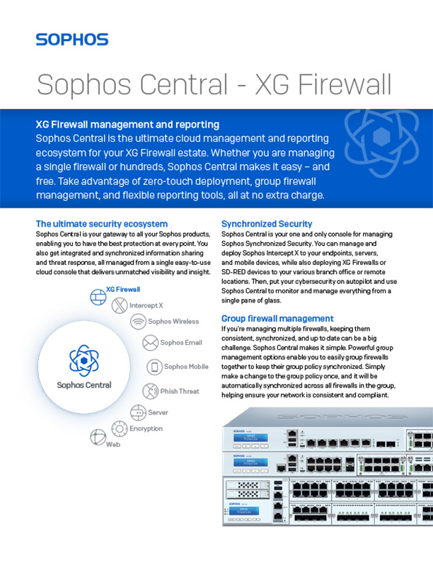 sophos-central-xg-firewall-brochure-cover